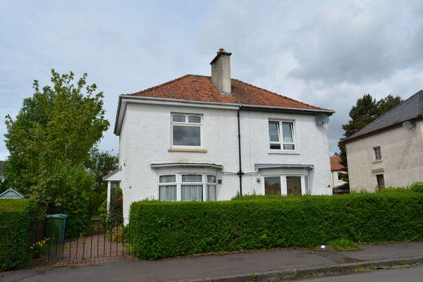 2 Bedrooms Semi-detached Villa House for sale in 17 Diana Avenue, Knightswood, Glasgow, G13 3JN
