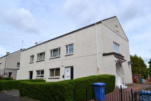 2 Bedrooms Flat for sale in 20 Swinton Drive, Cardonald, Glasgow, G52 2EY