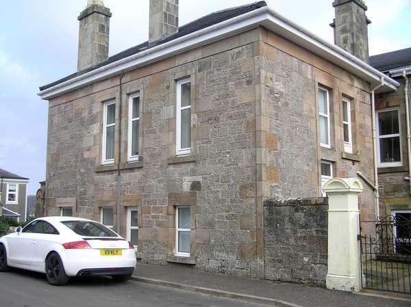 2 Bedrooms Flat for sale in 8 (Flat 5) Bute Terrace, Millport, KA28 0BA