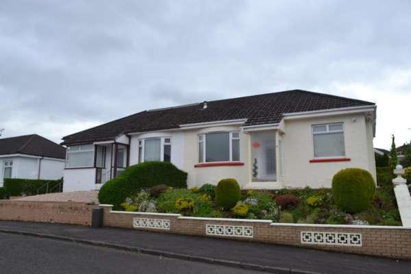 2 Bedrooms Semi Detached Bungalow for sale in 28 Dunbar Avenue, Rutherglen, Glasgow, G73 3JN