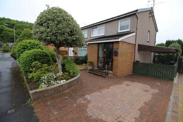 3 Bedrooms Semi-detached Villa House for sale in 10 Ryan Road, Wemyss Bay, PA18 6DH