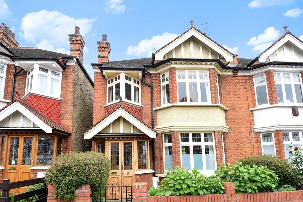 4 Bedrooms Semi Detached House for sale in Downton Avenue, Streatham Hill