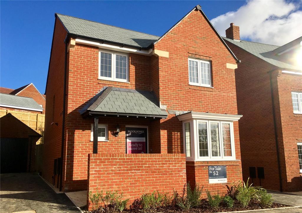 4 Bedrooms Detached House for sale in Plot 52 - The Titchfield, Woodberry Copse, Lyme Regis, Dorset, DT7