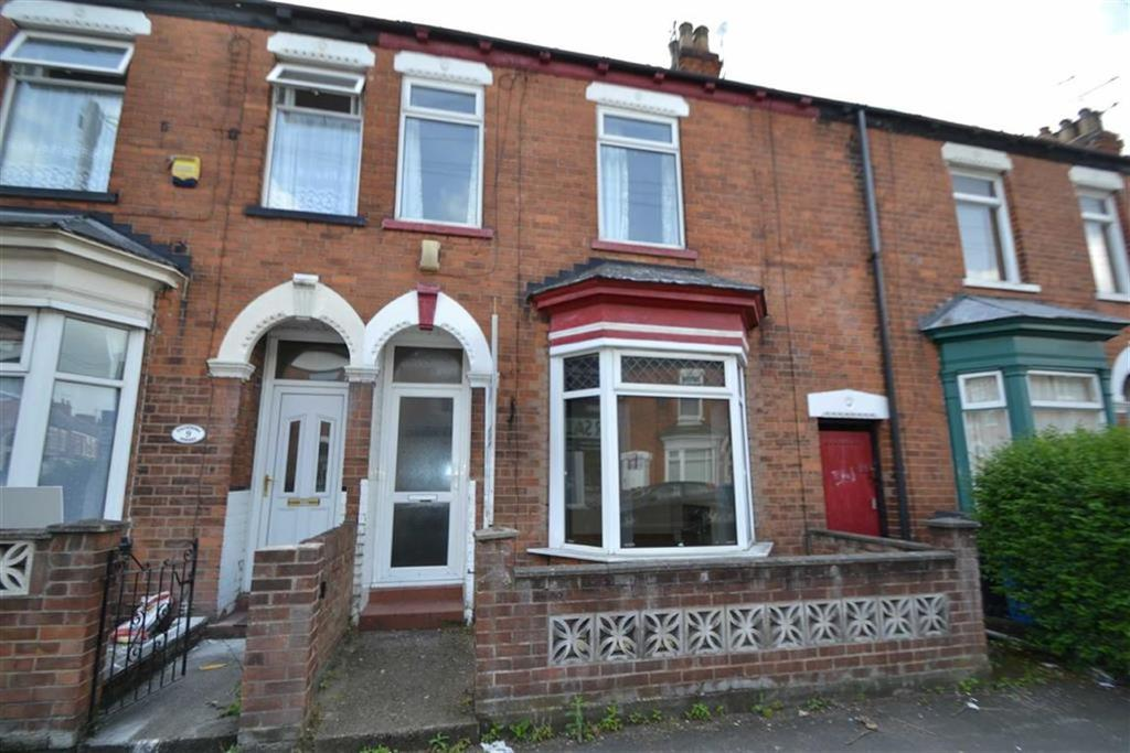 3 Bedrooms Terraced House for sale in Thoresby Street, Hull, HU5