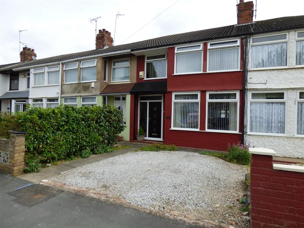 3 Bedrooms Terraced House for sale in Parkfield Drive, Hull