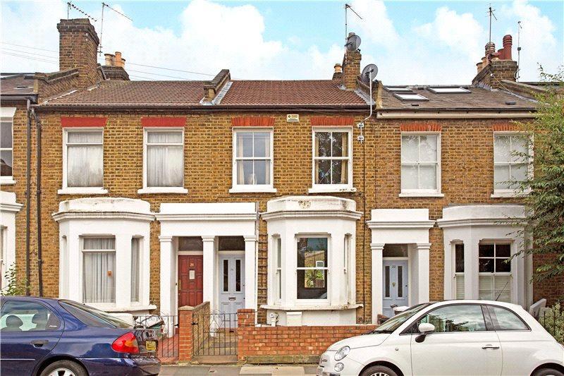 3 Bedrooms Terraced House for sale in Myrtle Road, London, W3