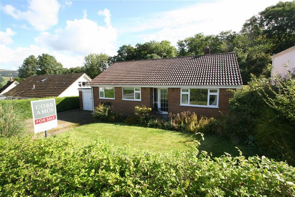 3 Bedrooms Detached Bungalow for sale in The Dingle, KNIGHTON, Knighton, Powys