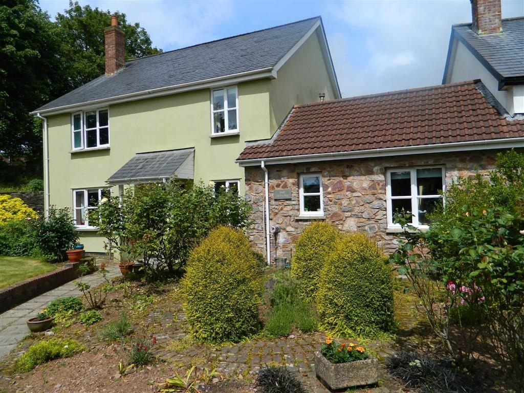 3 Bedrooms Semi Detached House for sale in Pound Hill, Holcombe Rogus, Wellington, Somerset, TA21