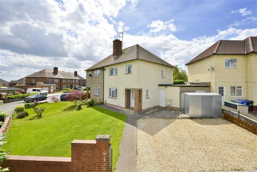 3 Bedrooms Semi Detached House for sale in Ivy Road, Kettering