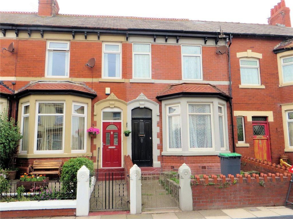 4 Bedrooms Terraced House for sale in Warbreck Drive, Bispham, Blackpool