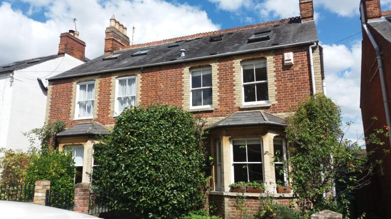 4 Bedrooms Semi Detached House for sale in Latimer Road, Headington, Oxford, Oxfordshire