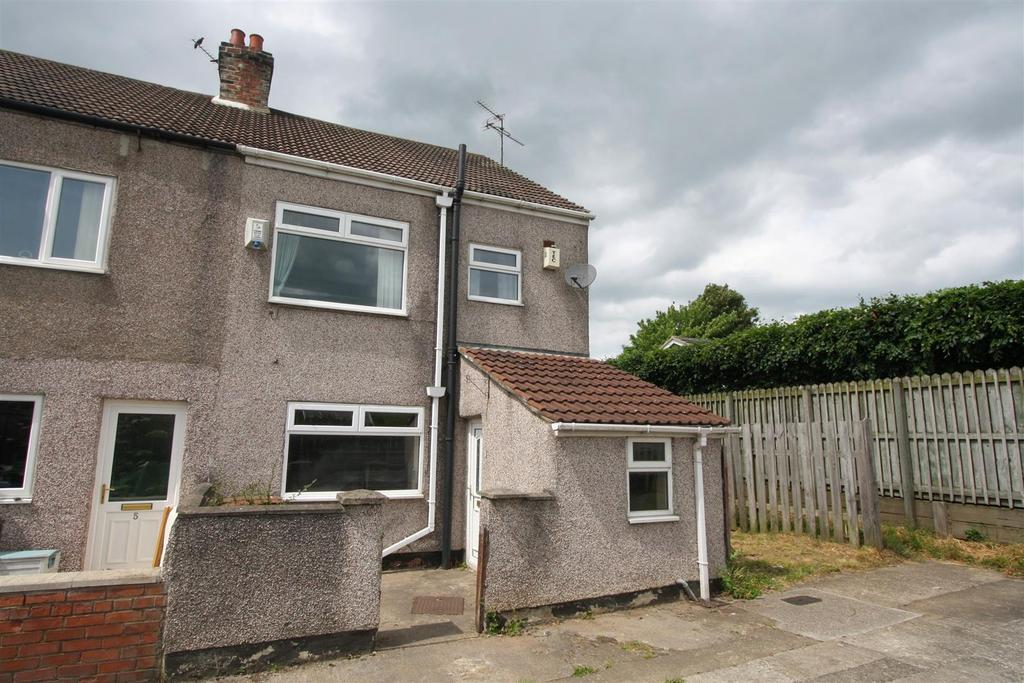 2 Bedrooms End Of Terrace House for sale in Charles Row, Middridge, Newton Aycliffe