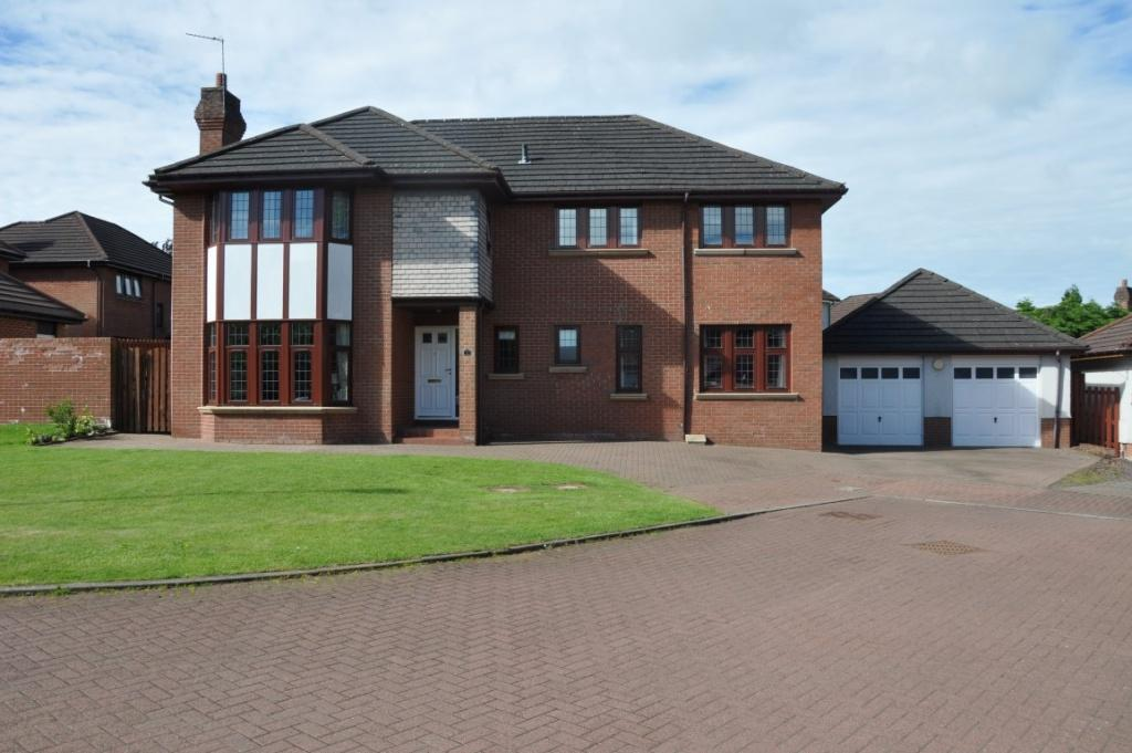 5 Bedrooms Detached Villa House for sale in 5 Lynebank Grove, Newton Mearns, G77 5GB
