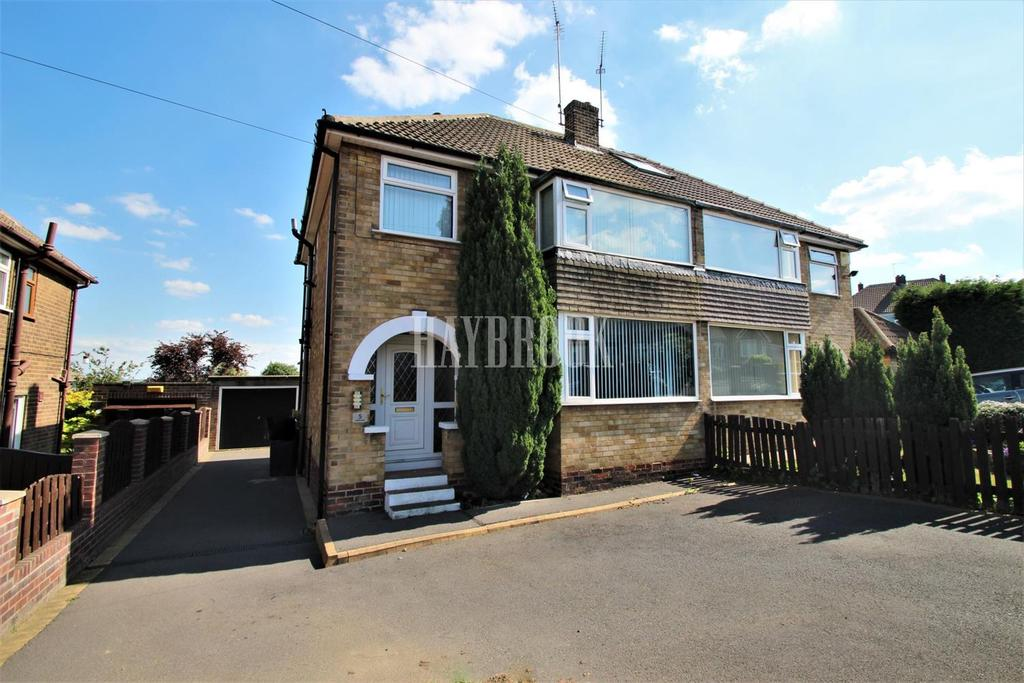 3 Bedrooms Semi Detached House for sale in Greno Road, Swinton