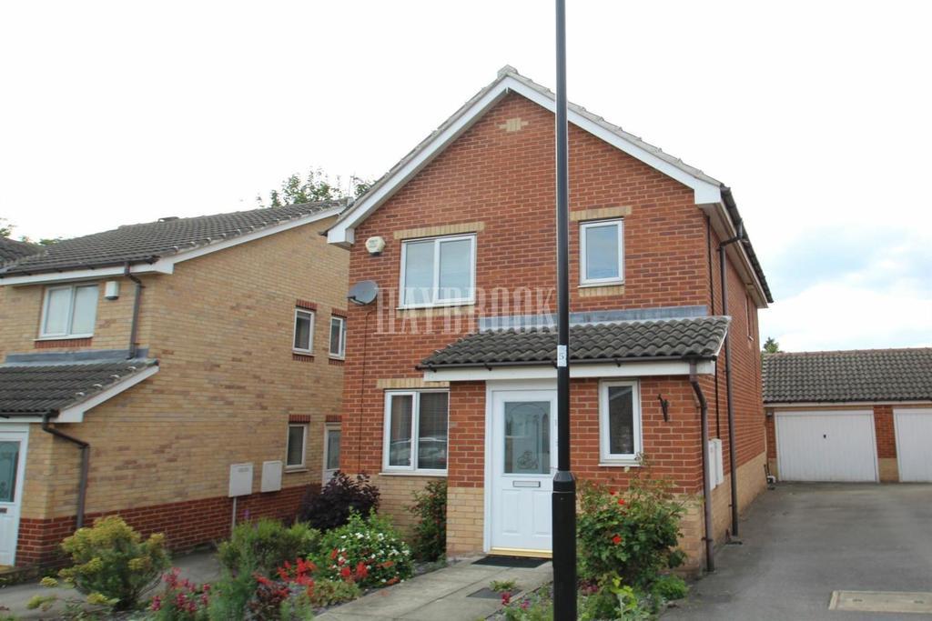 3 Bedrooms Detached House for sale in Norrels Drive, Broom