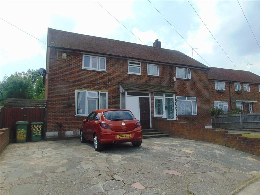 3 Bedrooms Semi Detached House for sale in Petersham Drive, St Pauls Cray, Kent