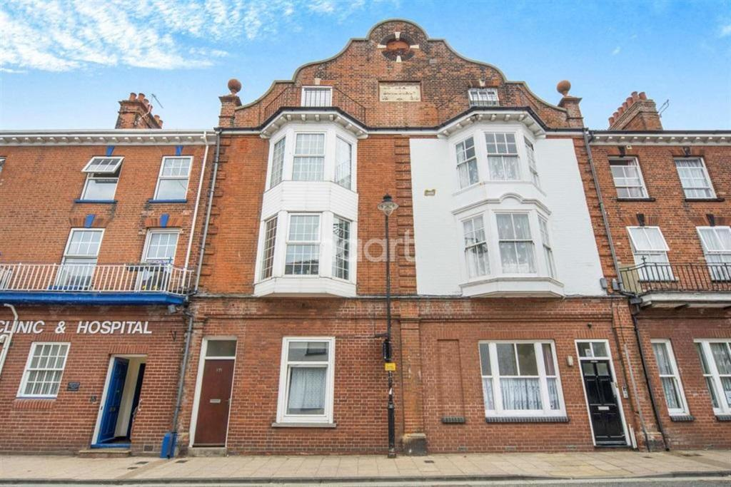 2 Bedrooms Flat for sale in High Street, Lowestoft