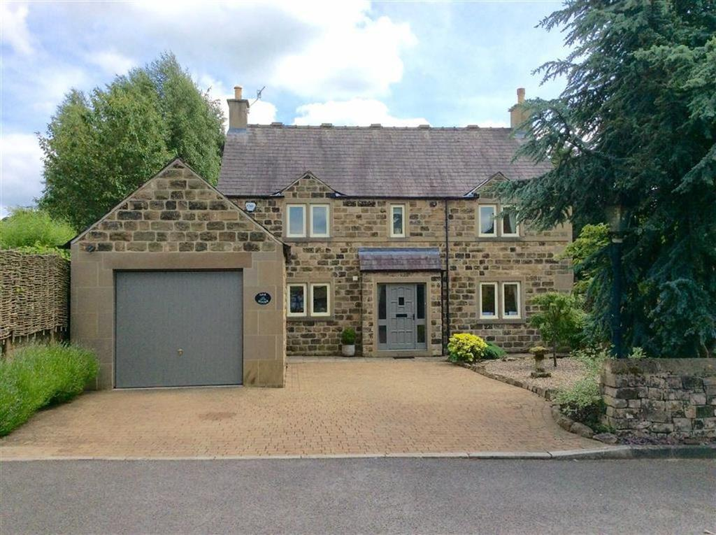 4 Bedrooms Detached House for sale in Oak House, Oakwood Drive, Darley Dale, Matlock, Derbyshire, DE4