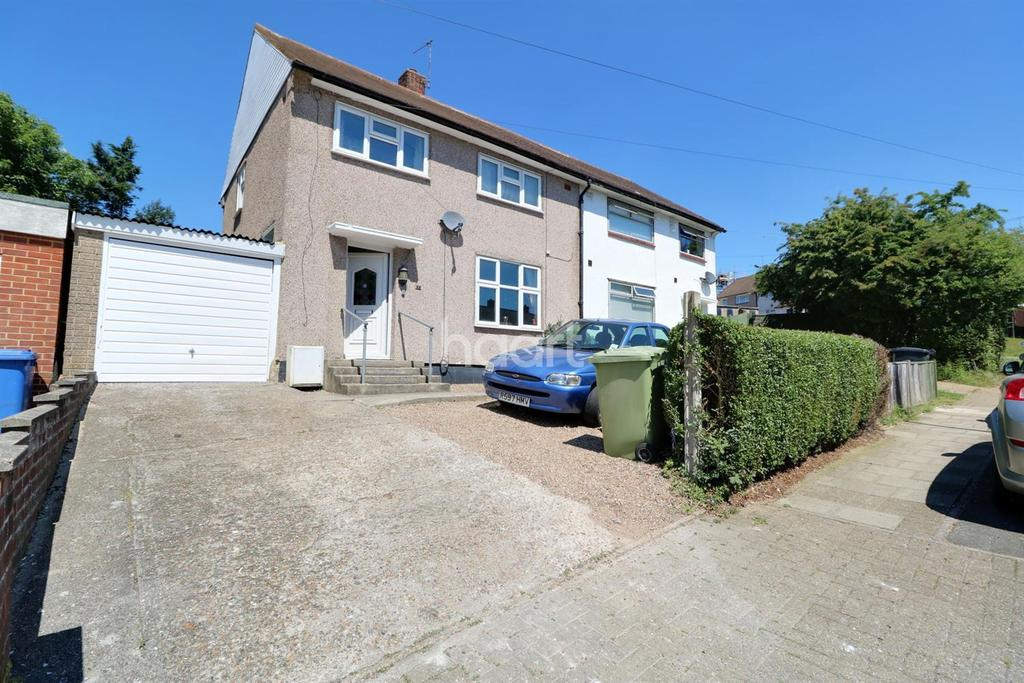 3 Bedrooms Semi Detached House for sale in Ravenscourt Road, Orpington, Kent, BR5