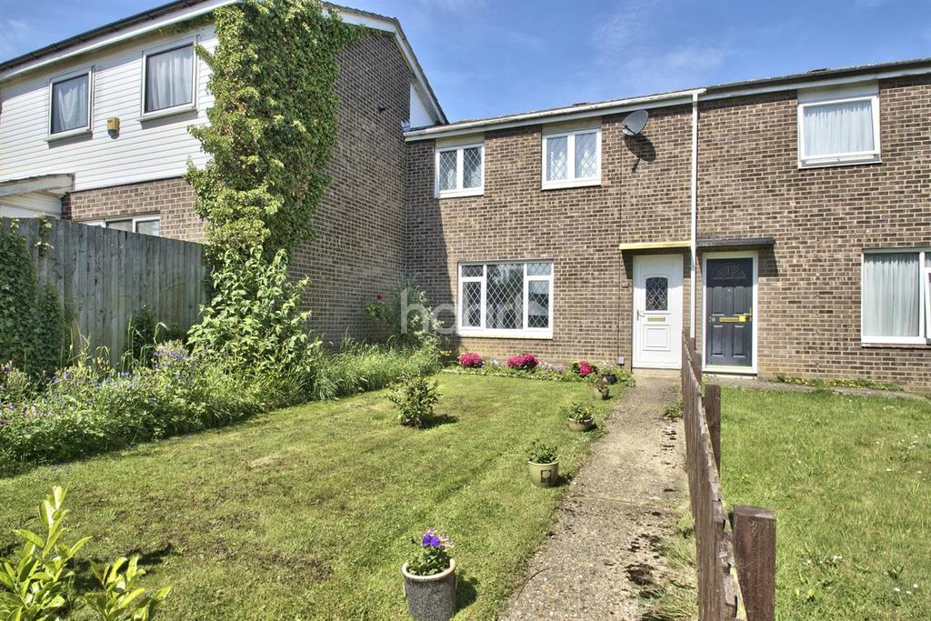 3 Bedrooms Terraced House for sale in Marchioness Way, Eaton Socon