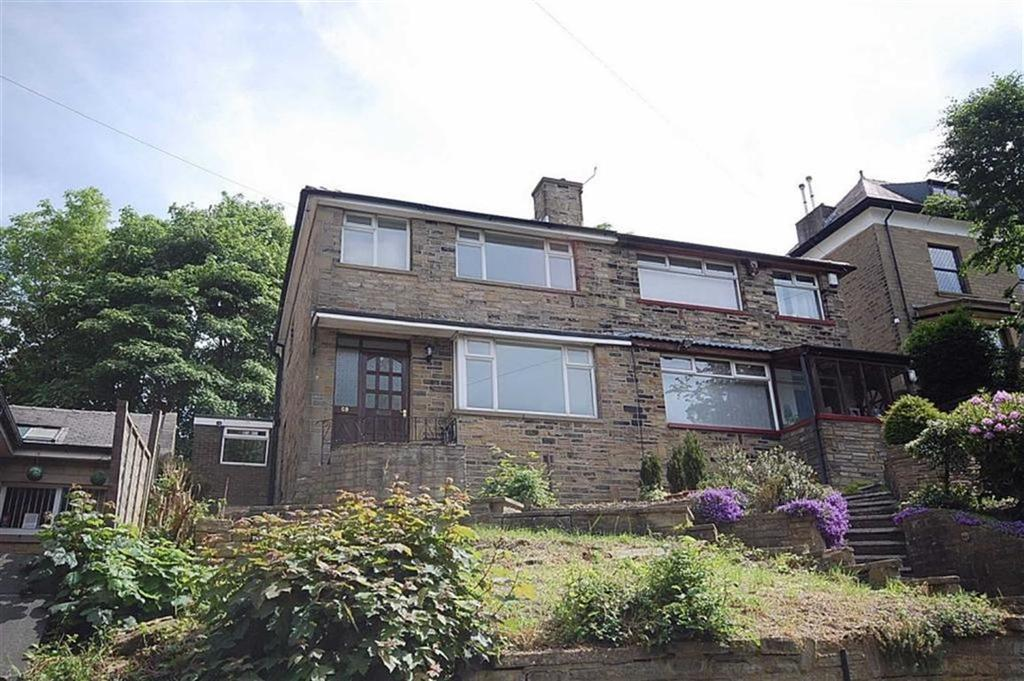 3 Bedrooms Semi Detached House for sale in Almondbury Bank, Moldgreen, Huddersfield, HD5