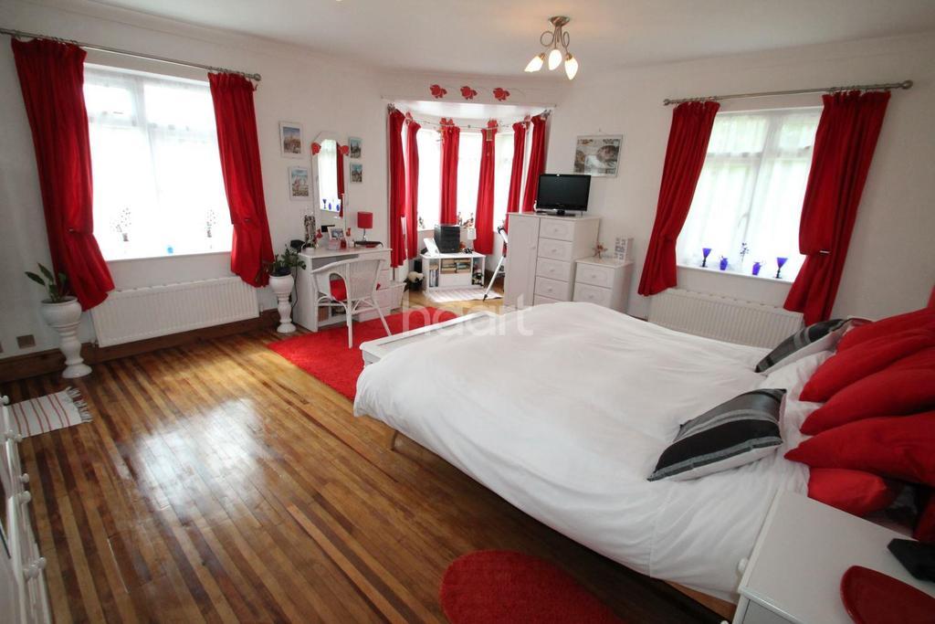 4 Bedrooms Detached House for sale in Biddisham