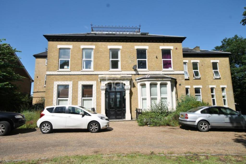 2 Bedrooms Flat for sale in Haling Park Road, South Croydon, CR2