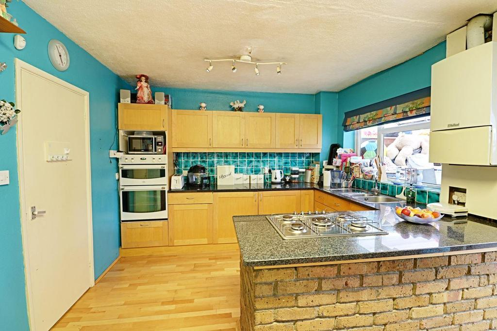 4 Bedrooms End Of Terrace House for sale in The Ryde- AL9