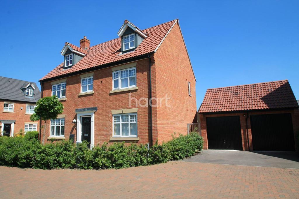 5 Bedrooms Detached House for sale in Hart Close, Longstanton
