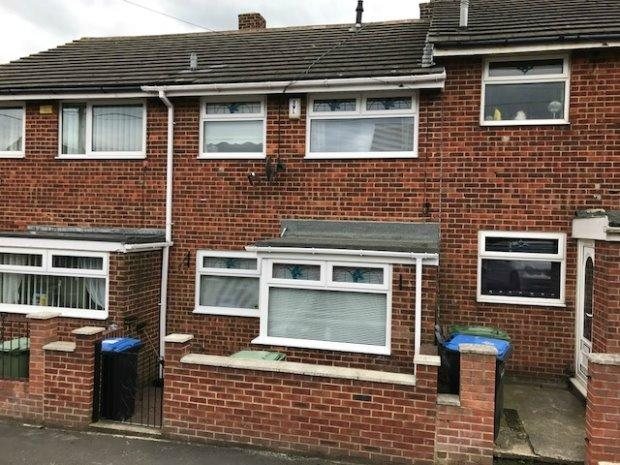 2 Bedrooms Terraced House for sale in TENNYSON ROAD, EASINGTON, PETERLEE AREA VILLAGES