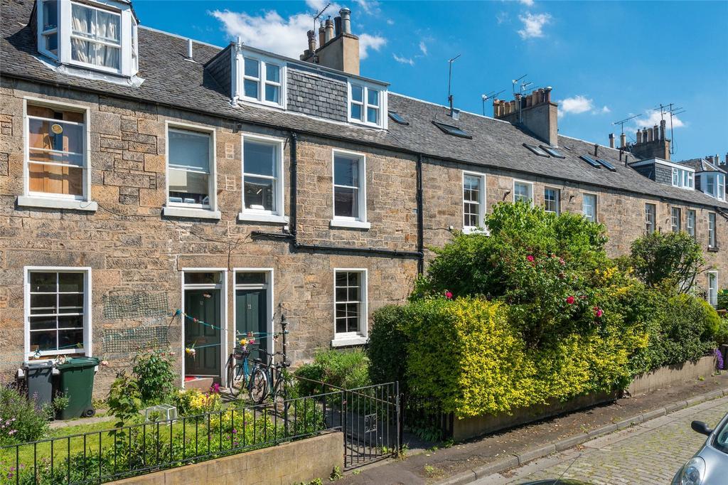 2 Bedrooms Apartment Flat for sale in 11 Hugh Miller Place, Edinburgh, Midlothian, EH3