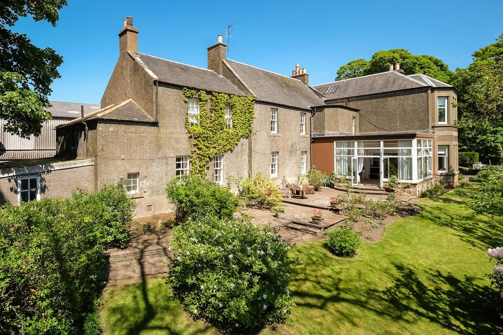 5 Bedrooms Detached House for sale in Clunie Mains House, Cluny, Kirkcaldy, Fife, KY2