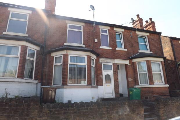 3 Bedrooms Terraced House for sale in Ilkeston Road, Radford, Nottingham, NG7
