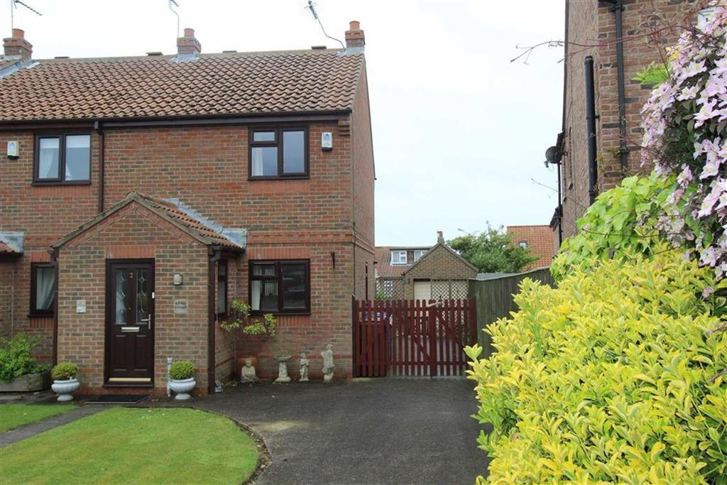 2 Bedrooms End Of Terrace House for sale in Flaen Close, Flamborough, YO15