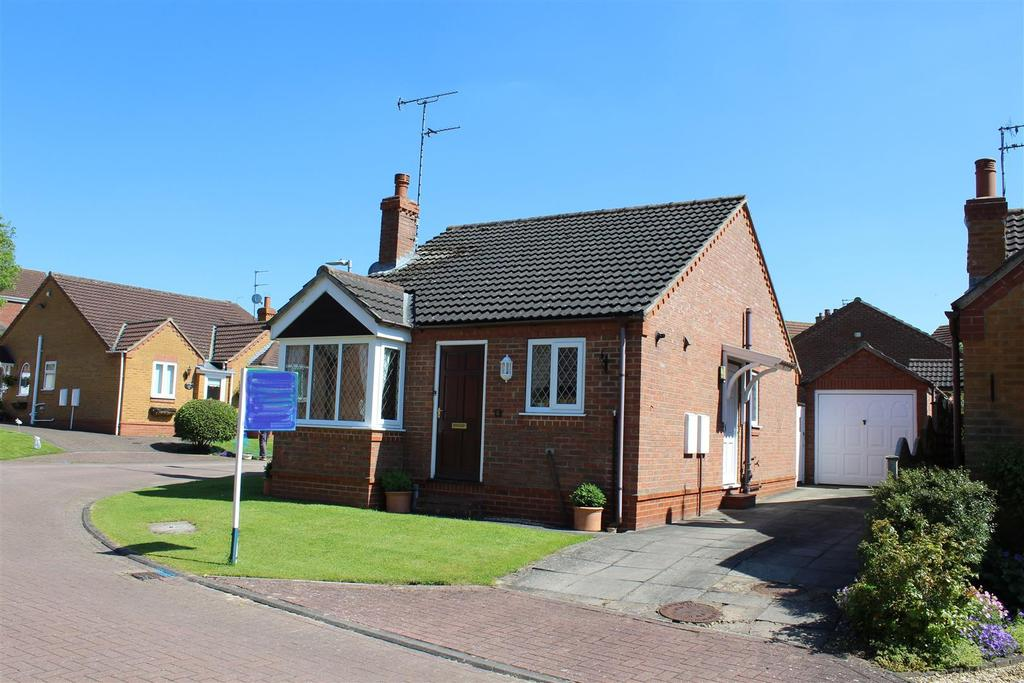 2 Bedrooms Detached Bungalow for sale in The Close, Market Weighton, York