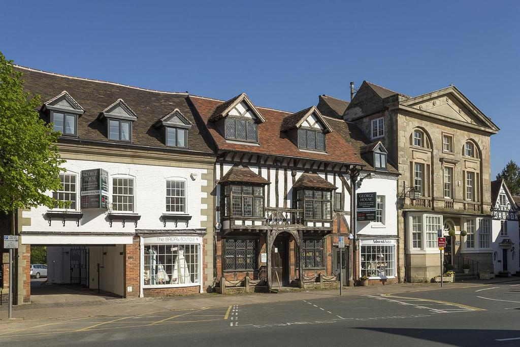 3 Bedrooms Apartment Flat for sale in High Street, Henley-In-Arden
