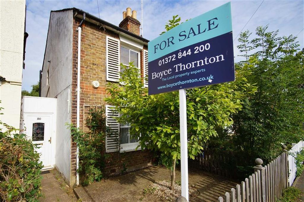 2 Bedrooms Semi Detached House for sale in Coverts Road, Esher, Surrey, KT10