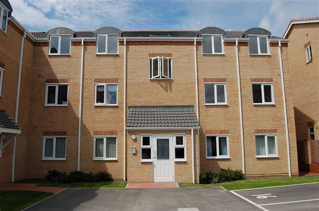 2 Bedrooms Flat for sale in Marton House, Bridlington, East Yorkshire, YO16