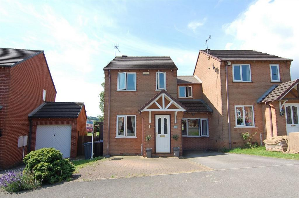 3 Bedrooms Link Detached House for sale in Lady Croft Lane, Hemingfield, BARNSLEY, South Yorkshire