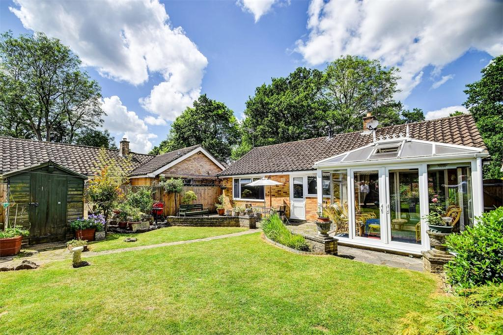 2 Bedrooms Detached Bungalow for sale in Hilland Rise, Headley Village, Hampshire