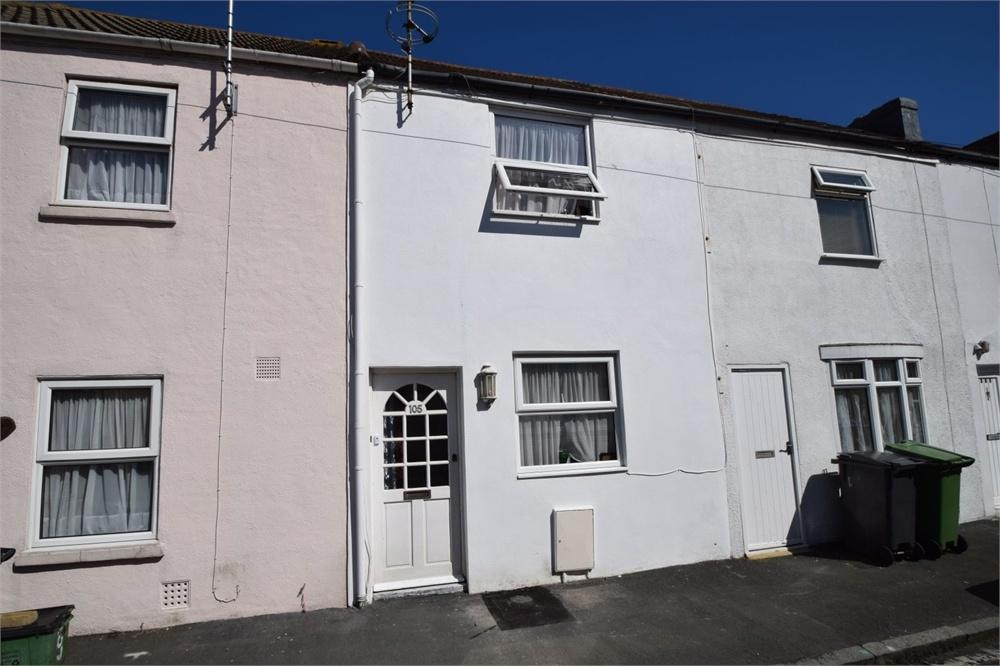 2 Bedrooms Terraced House for sale in Longstone Road, Eastbourne, East Sussex