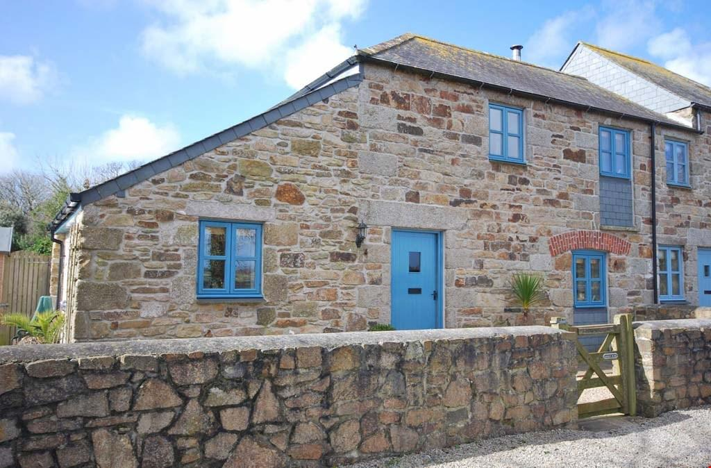 3 Bedrooms Semi Detached House for sale in St Erth Praze, Nr. Hayle, West Cornwall, TR27