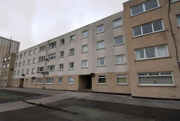 3 Bedrooms Flat for sale in 130 Easdale, St. Leonards, East Kilbride, G74 2ED
