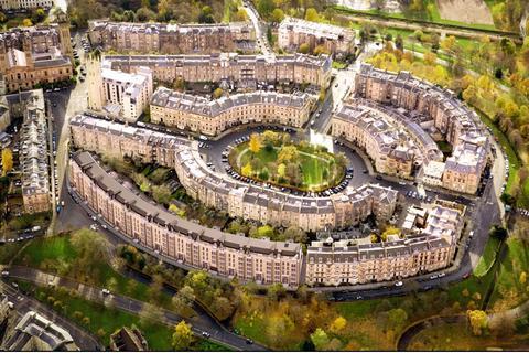 1 bedroom flat for sale - Park Quadrant, Glasgow, G3