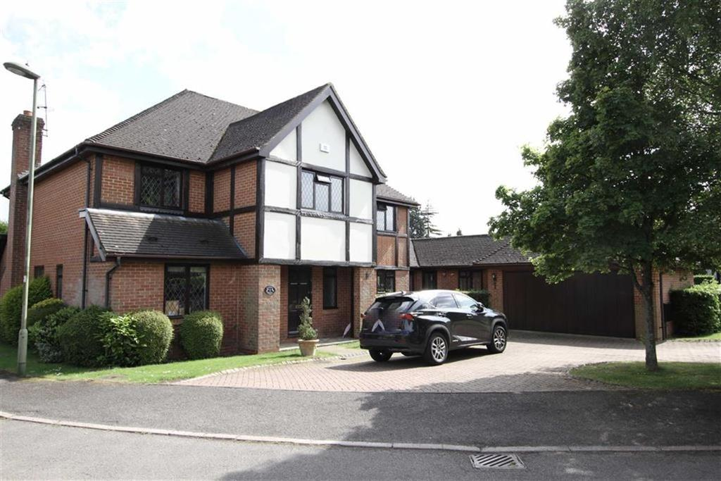 5 Bedrooms Detached House for sale in Garden Close, Arkley, Herts, EN5