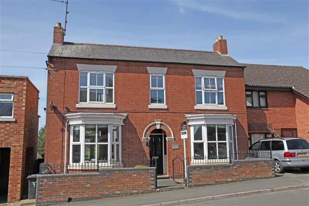 4 Bedrooms Detached House for sale in Clarke Street, Market Harborough