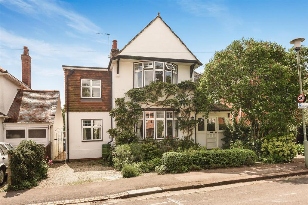 4 Bedrooms Detached House for sale in Summerhill Road, Summertown