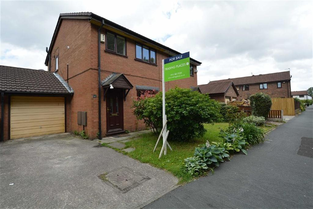 3 Bedrooms Semi Detached House for sale in Stephenson Road, STRETFORD