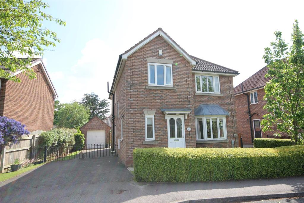 4 Bedrooms Detached House for sale in Corby Park, North Ferriby