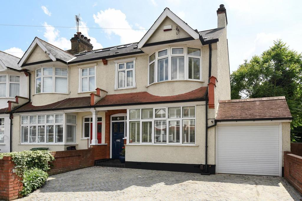 5 Bedrooms Semi Detached House for sale in Palace View, Bromley, BR1